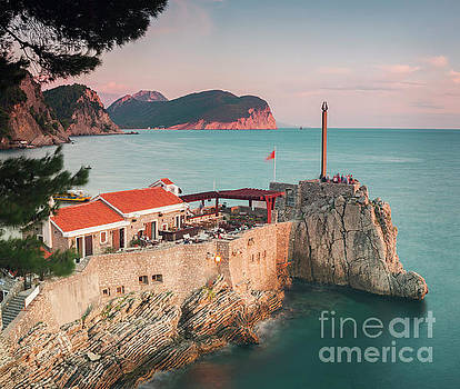 Petrovac fortress Montenegro by Sophie McAulay