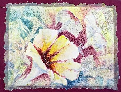 Petunia Array by Carolyn Rosenberger