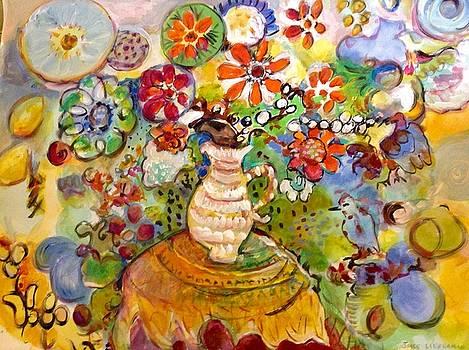 Petunia by Joyce Lieberman