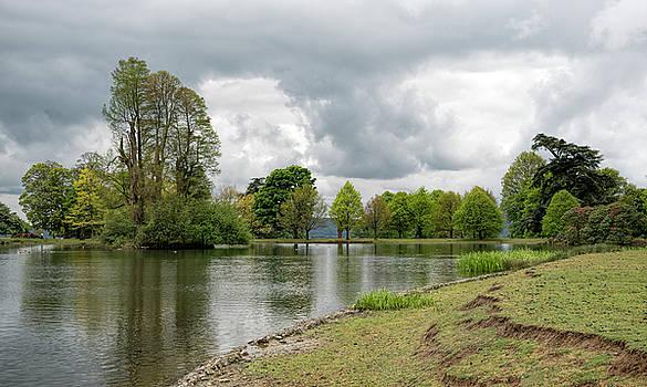 Petworth Lake by Michael Hope