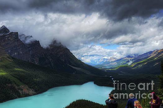 Wayne Moran - Peyto Lake Banff National Park First Look