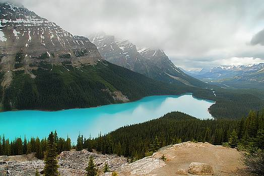 Peyto Lake by Dyle   Warren