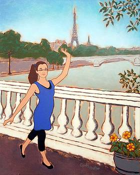 Peyton in Paris by Candy Prather
