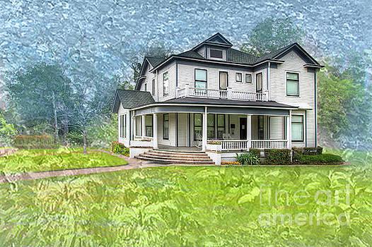 Larry Braun - Pfeiffer House