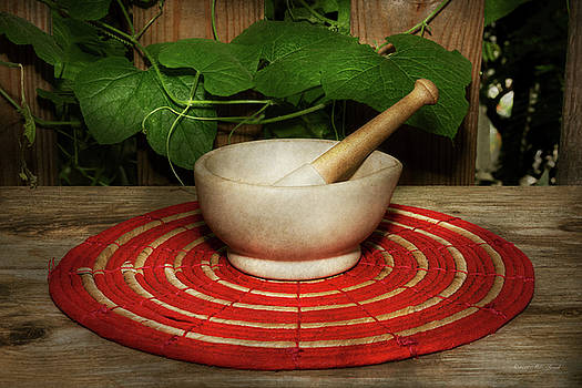 Mike Savad - Pharmacy - Pestle - The herbalist