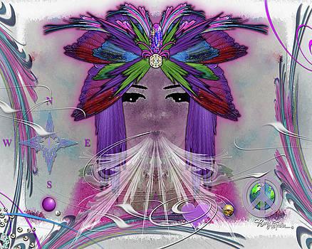 Pharo of Peace #083 by Barbara Tristan