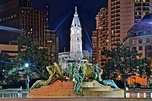 Philadelphia City Hall by Frozen in Time Fine Art Photography