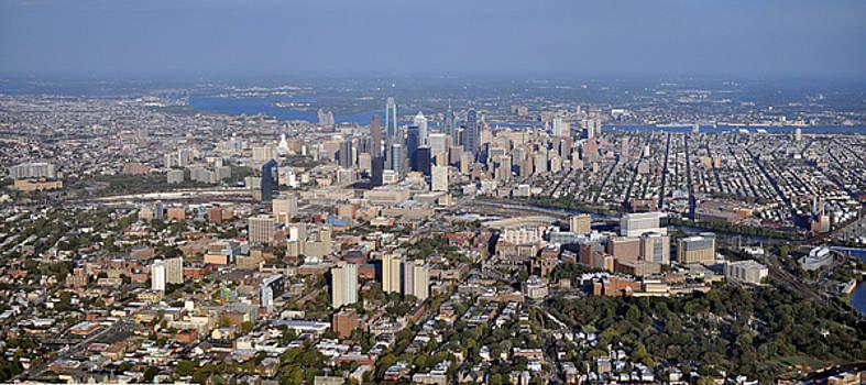 Duncan Pearson - Philadelphia Panorama