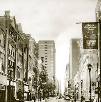 Philadelphia by Raymond Earley