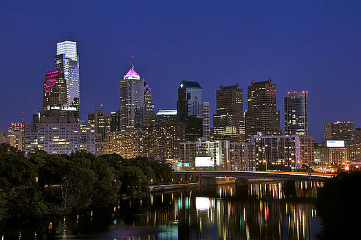 Philadelphia by Robert Biaselli