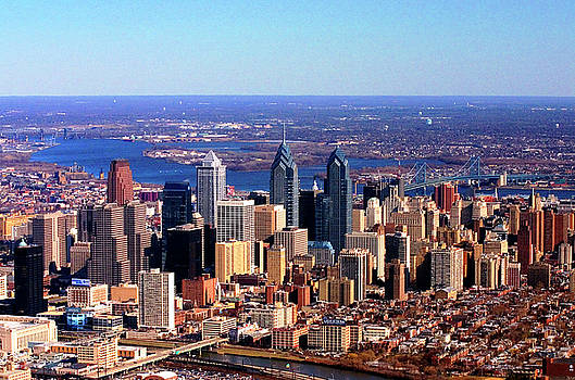 Duncan Pearson - Philadelphia Skyline 2005