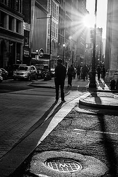 Philadelphia Street Photography - 0943 by David Sutton