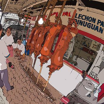 Philippines 4057 Lechon by Rolf Bertram