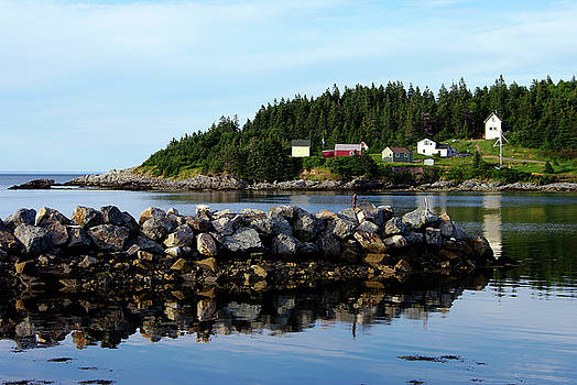 Phillips Harbour by Paul Wash