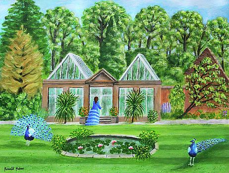 Phillips Park - Prestwich by Ronald Haber