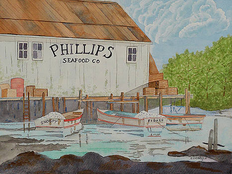 Phillips Seafood Co. by John Edebohls
