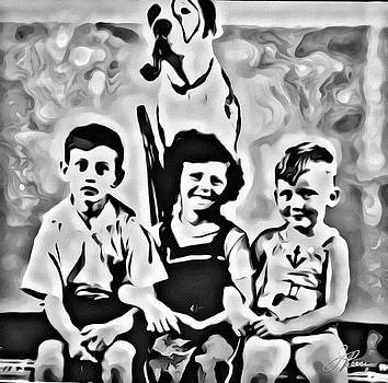 Philly Kids with Petey the Dog by Joan Reese