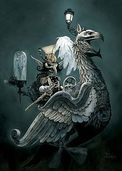 Phoenix Goblineer by Paul Davidson