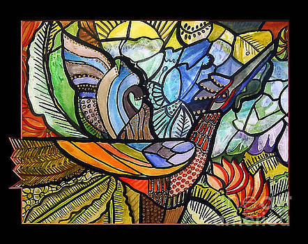 Phoenix Rising by Marilyn Brooks