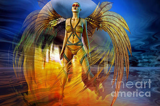 Phoenix by Shadowlea Is