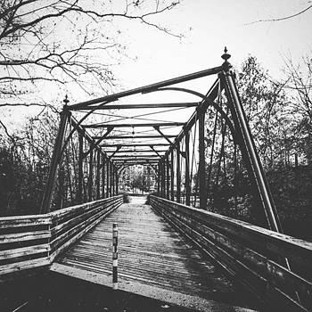 Bridge over French Creek by Sharon Halteman