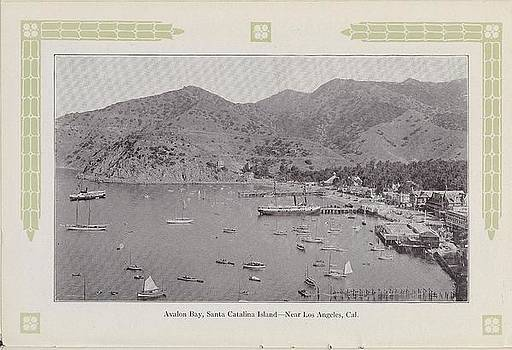 Chicago and North Western Historical Society - Photo of Avalon Bay From 1915 Travel and Rest in Our Wonderful West Brochure