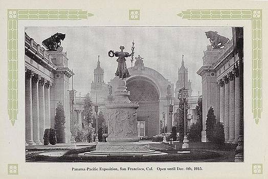 Chicago and North Western Historical Society - Photo of Panama-Pacific Exposition - 1915