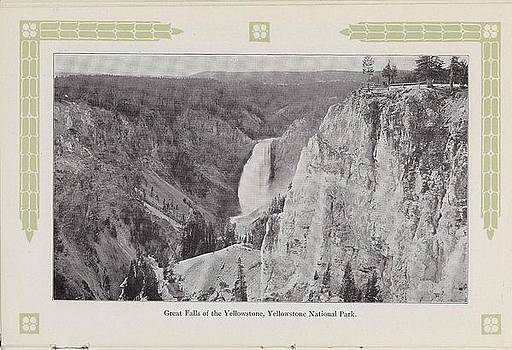 Chicago and North Western Historical Society - Photo of Yosemite From 1915 Travel Brochure
