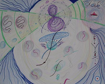 Photonic Space Craft by Elena Soldatkina