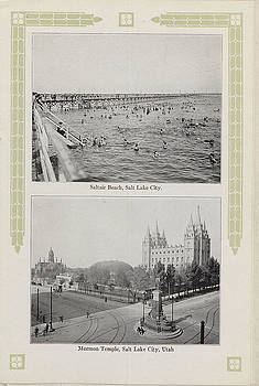 Chicago and North Western Historical Society - Photos of Salt Lake City