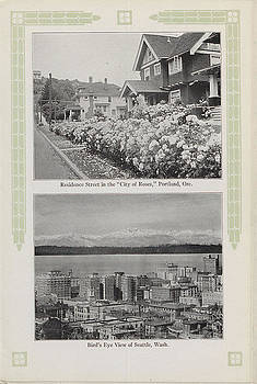 Chicago and North Western Historical Society - Photos of Seattle and Portland From 1915 Travel Brochure