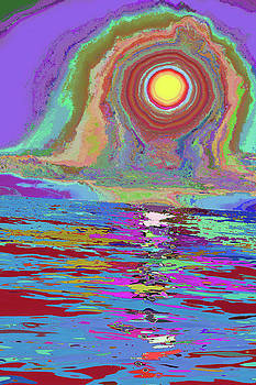 Photosynthesized In Vibrant Color V3 by Kenneth James