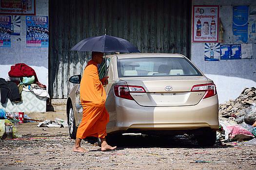 Phsar leu market,Sihanoukville by Mirko Dabic