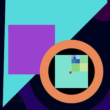 Pi R Square by Robert J Sadler