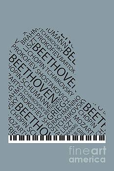 Benjamin Harte - Piano concerto