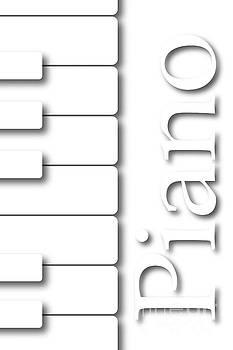 Benjamin Harte - piano keyboard