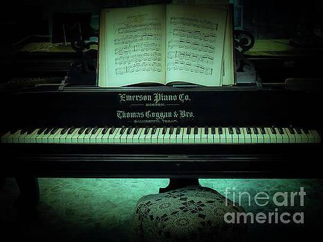 Piano Man by JB Thomas