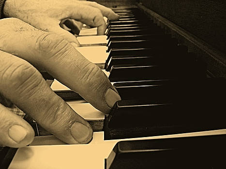Piano Man by Nathan Stone