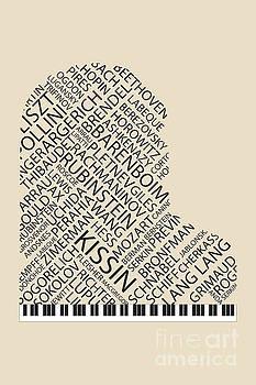 Benjamin Harte - piano of fame