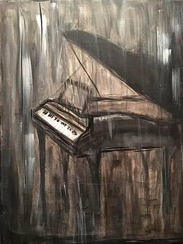Piano passion by Robin Gill