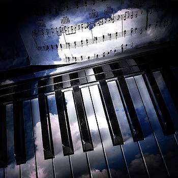 Piano by S J Bryant