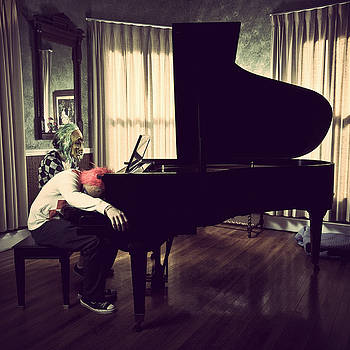 Piano Scene by Dylan Murphy