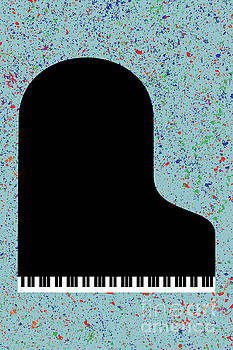 Benjamin Harte - piano splatter