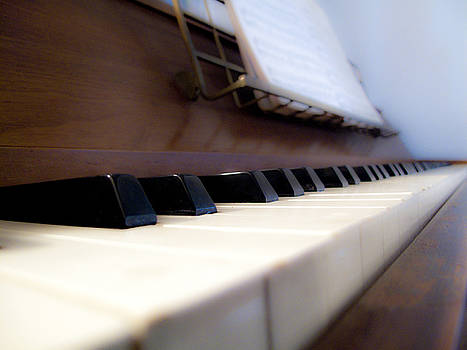 Piano by Valerie Morrison