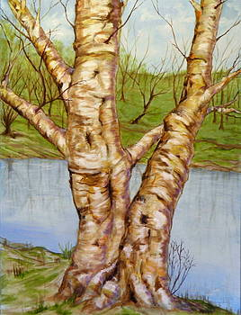 Pias Tree by Ida Eriksen