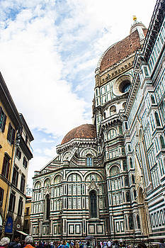 Lisa Lemmons-Powers - Piazza del Duomo, Italy, Florence