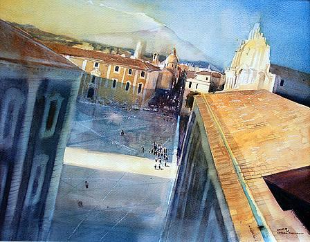 Piazza Duomo by Omar Jaramillo