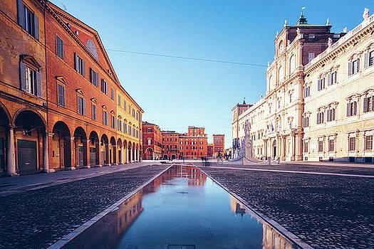 Francesco Riccardo Iacomino - Piazza Roma