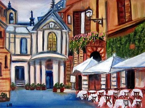 Piazza Romana by Lia  Marsman