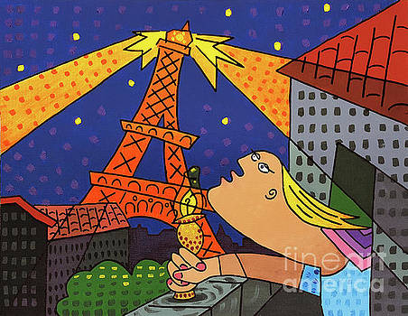 Picasso Style Paris by Eric Gibbons